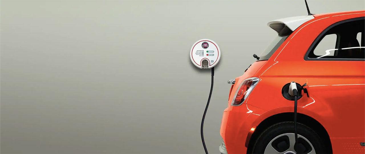 Nästa Fiat 500 kommer endast att erbjudas med eldrift