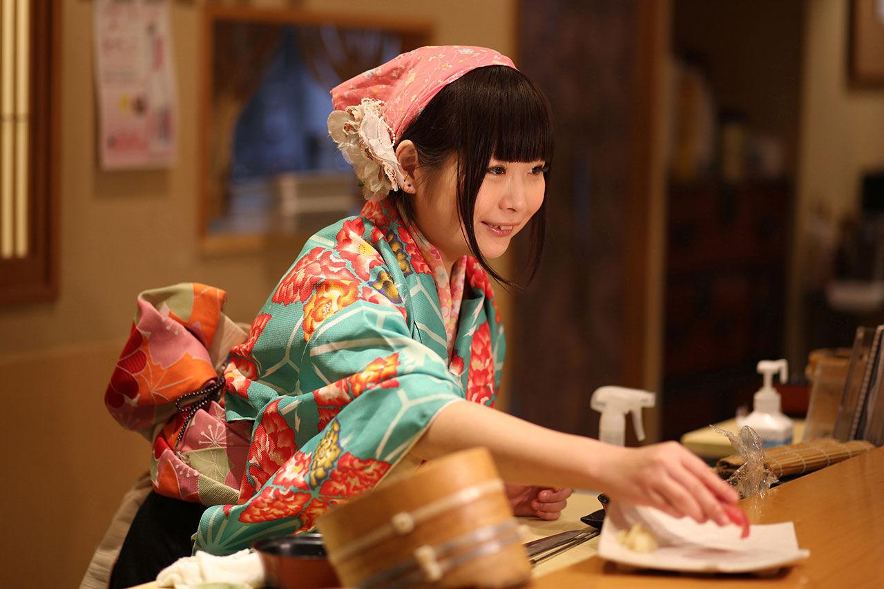 Sushi-experten Yuki Chizui kommer till Sverige