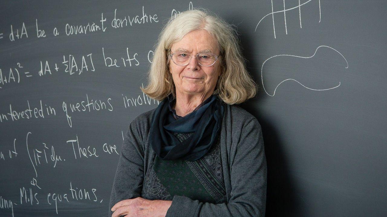 Karen Uhlenbeck vinner Abelpriset