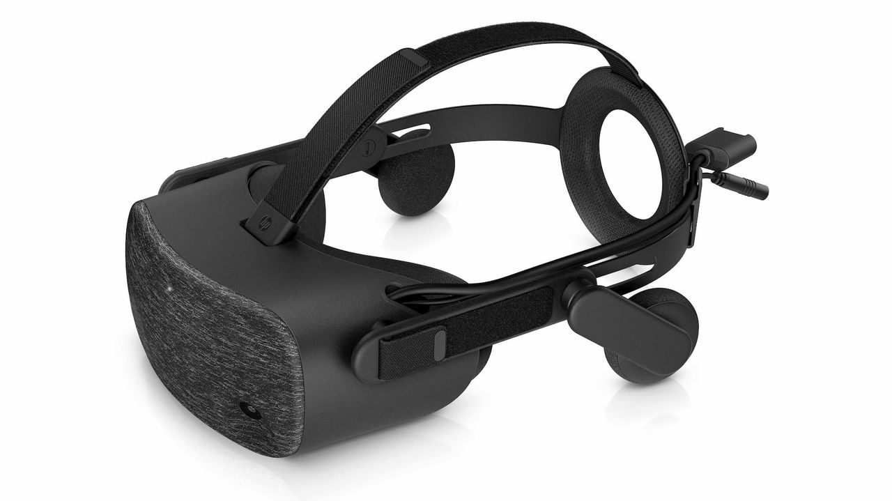 HP släpper nytt headset till Windows Mixed Reality