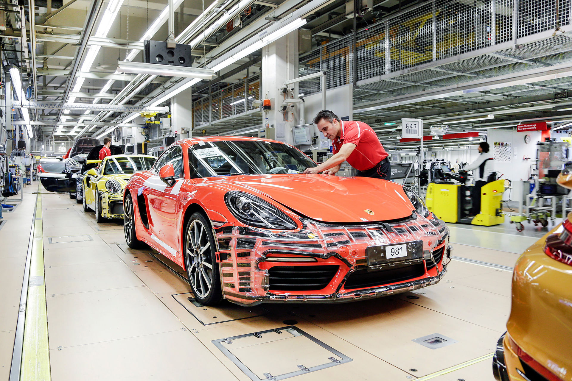 Över 100.000 kronor i bonus till anställda på Porsche
