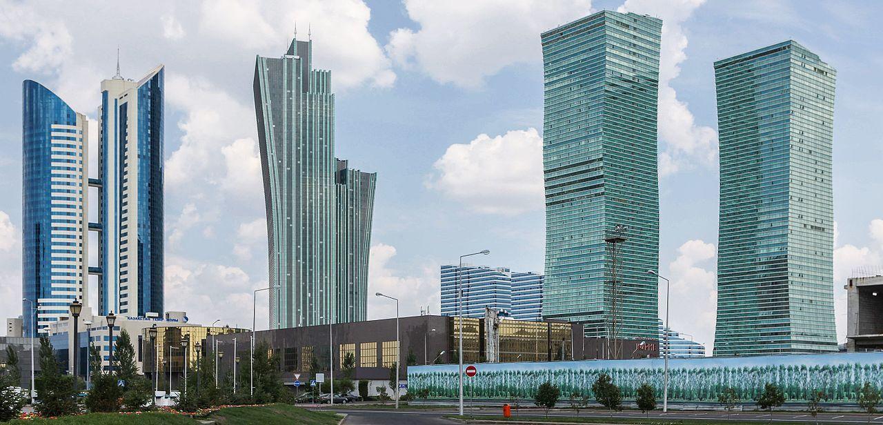 Kazakstan siktar på att byta namn på huvudstaden till Nursultan