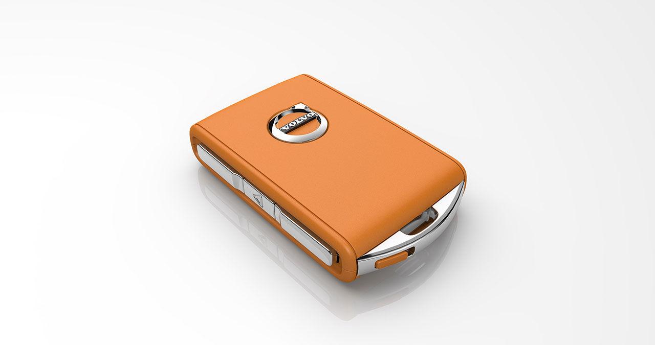 Med Volvos nya nyckel kan du begränsa bilens toppfart