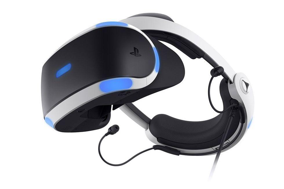 Sony-patent hintar om förbättrad PSVR