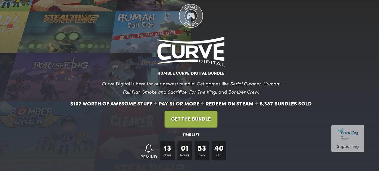 Fynda underhållande spel i ny Humble Bundle