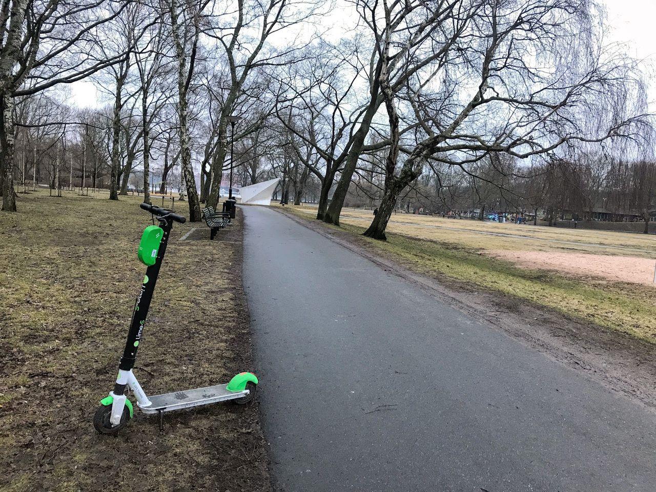 Stockholmarna är kluvna till elsparkcykel-tjänsterna