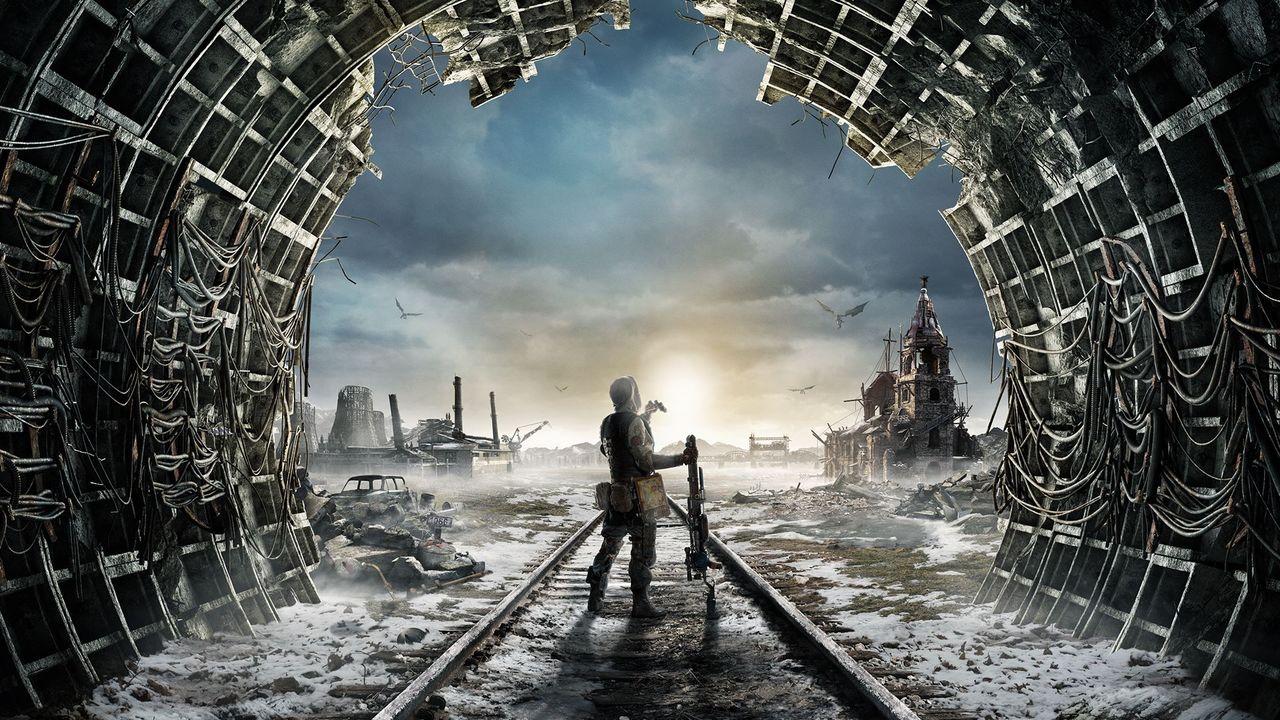 Metro Exodus går rätt bra på Epic Games Store
