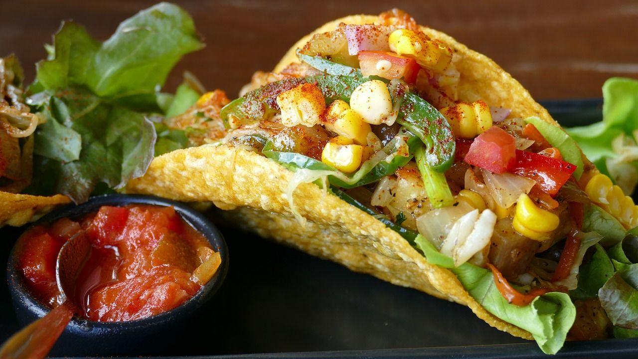 Tacos är det vi saknar mest på utlandssemestern