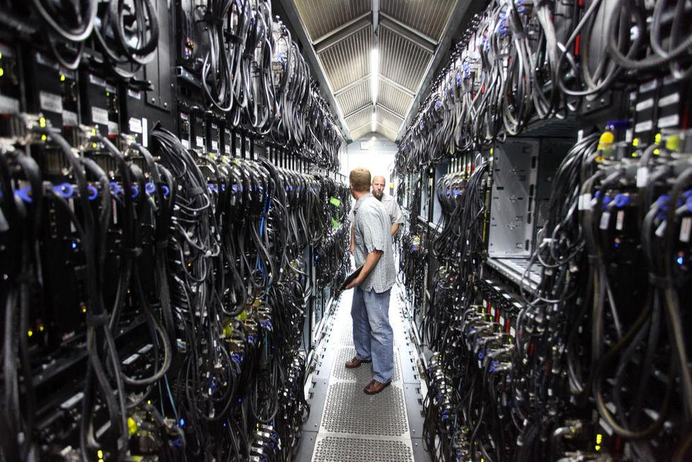 Microsoft bygger datacenter i Gävle och Sandviken