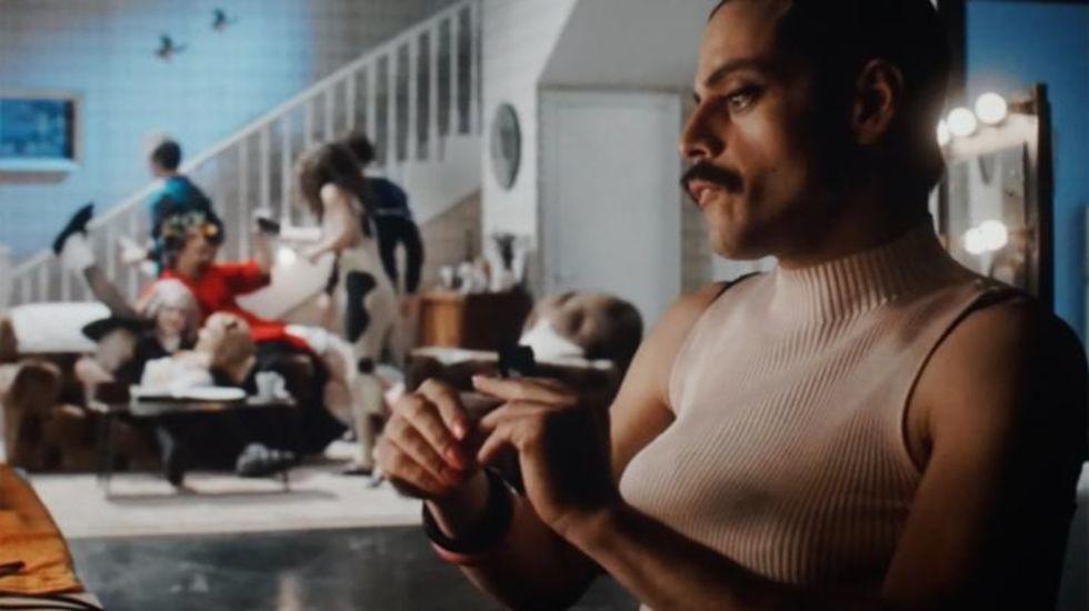 Kina censurerar Bohemian Rhapsody rätt kraftigt