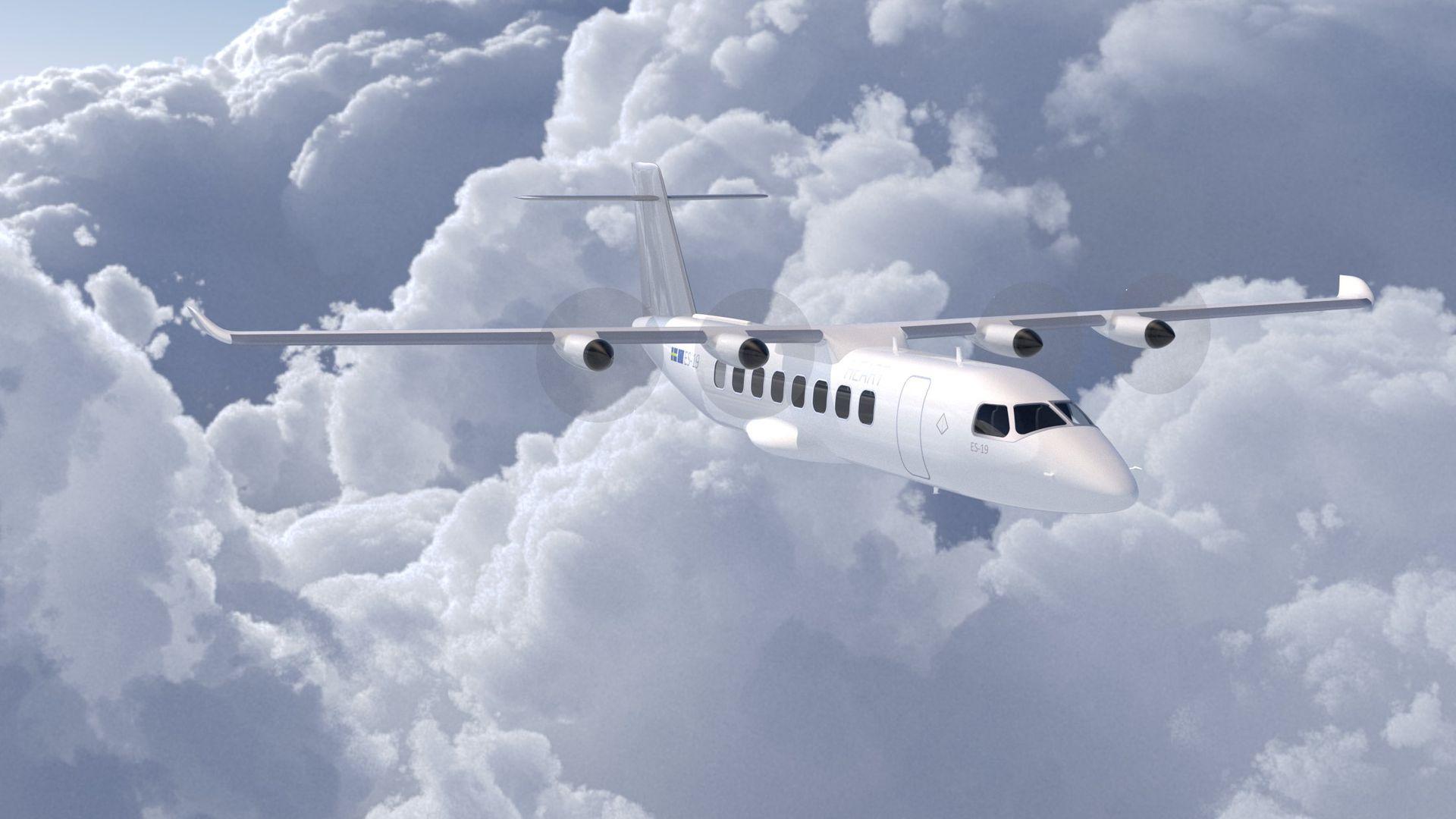 Svenska Heart Aerospace ska bygga elflygplan