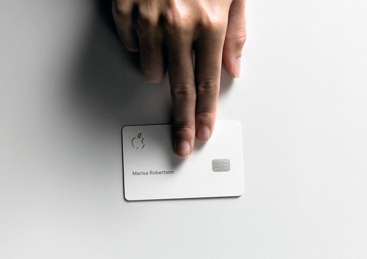 Apple släpper sitt eget kreditkort