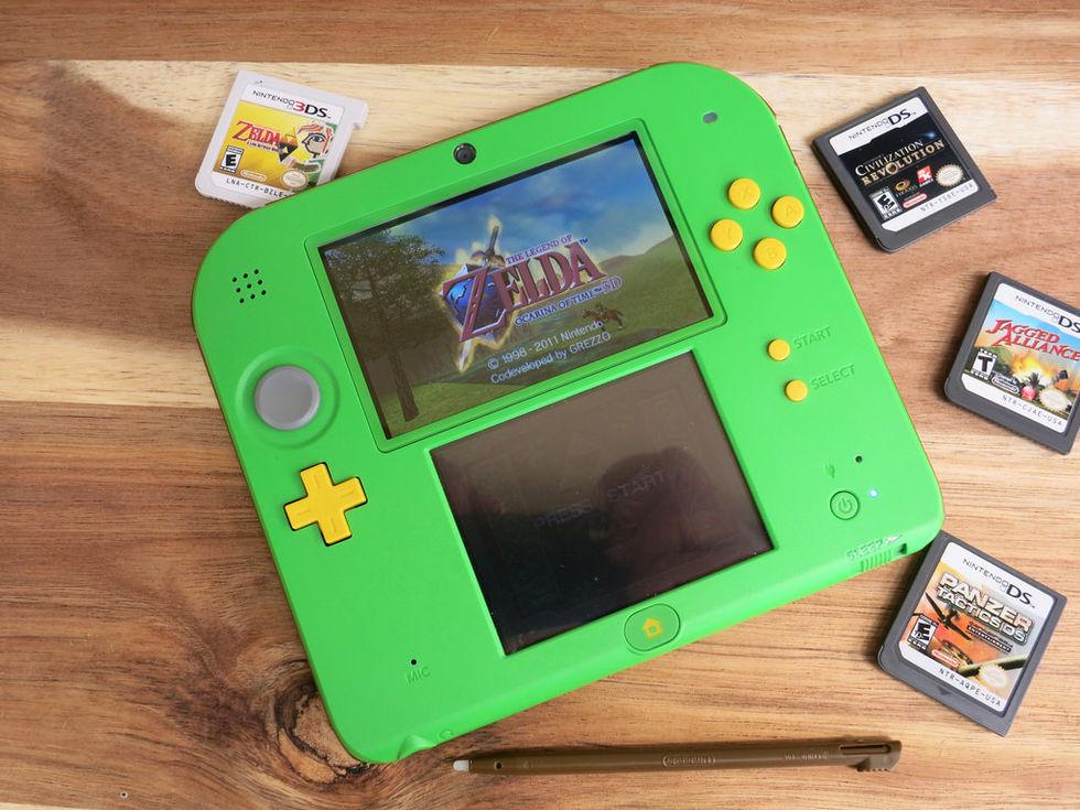 Budgetversion av Nintendo Switch ryktas bli enbart bärbar