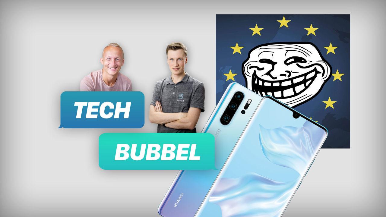 TechBubbel dyker ner i upphovsrättsdirektivet