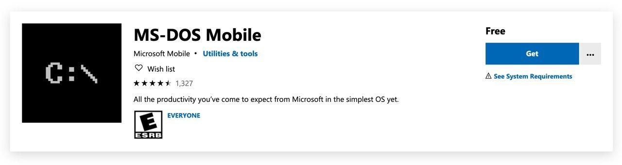 Microsoft vill inte aprilskämta