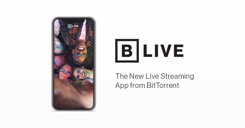 BitTorrent relanseras BitTorrent Live