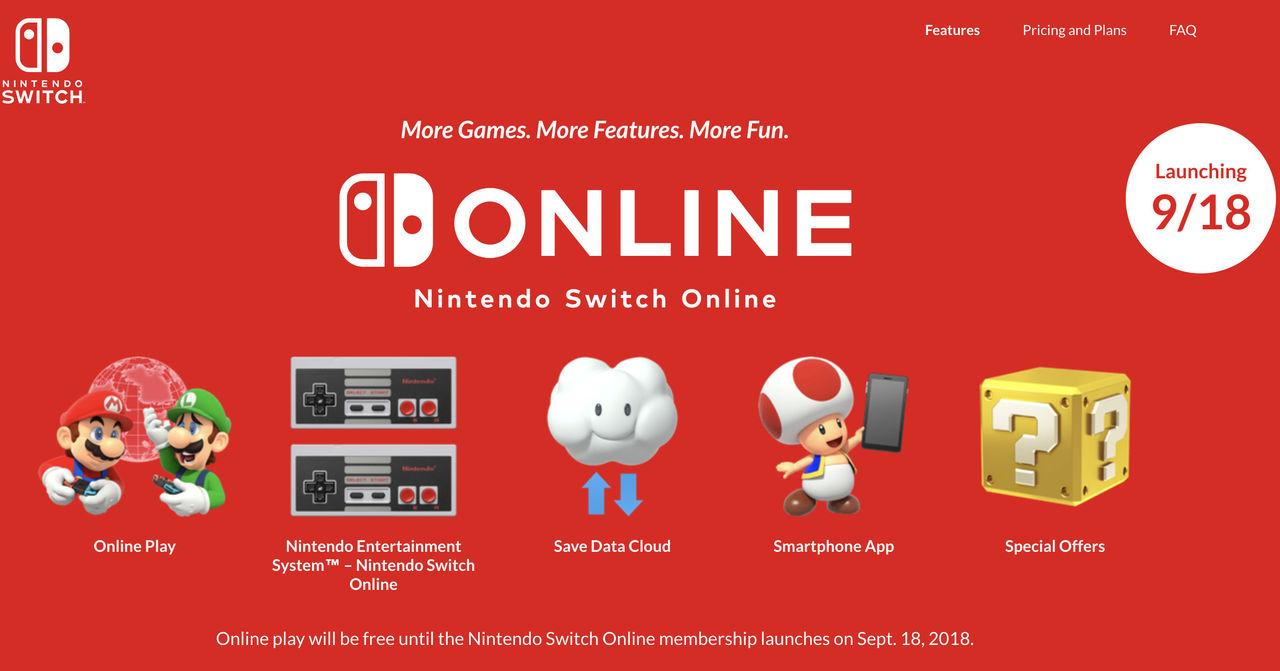 Få 12 månader Nintendo Switch Online med Twitch Prime