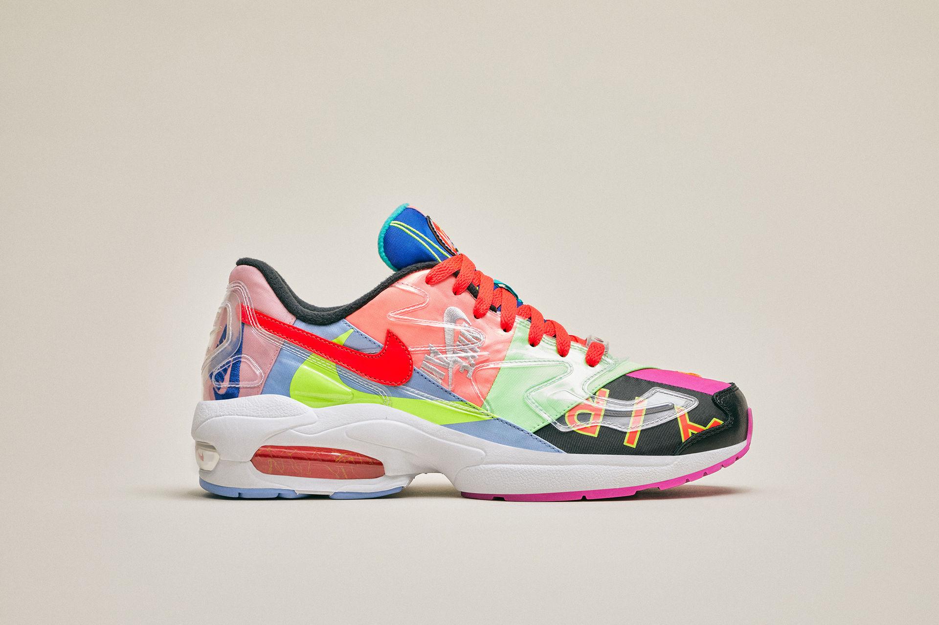 Nya versioner av Nike Air-modeller