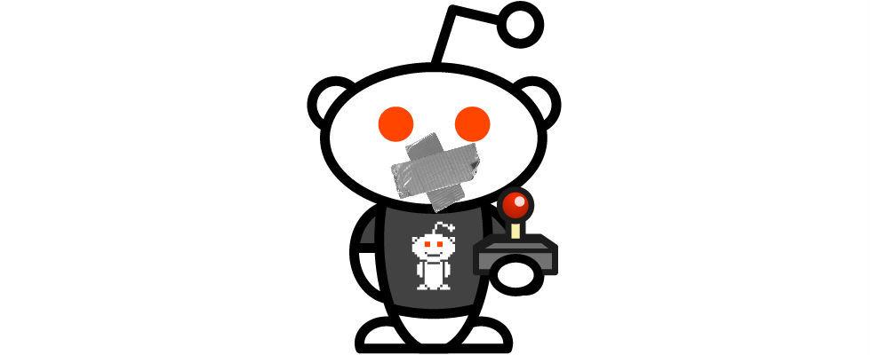 r/Games på Reddit nedstängt idag