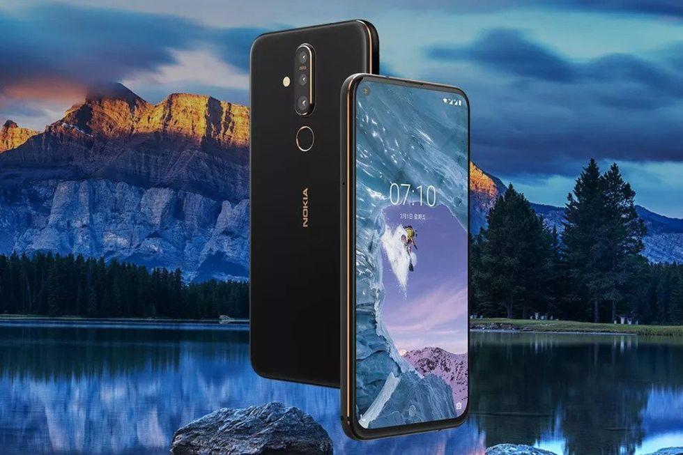 Nokia presenterar X71