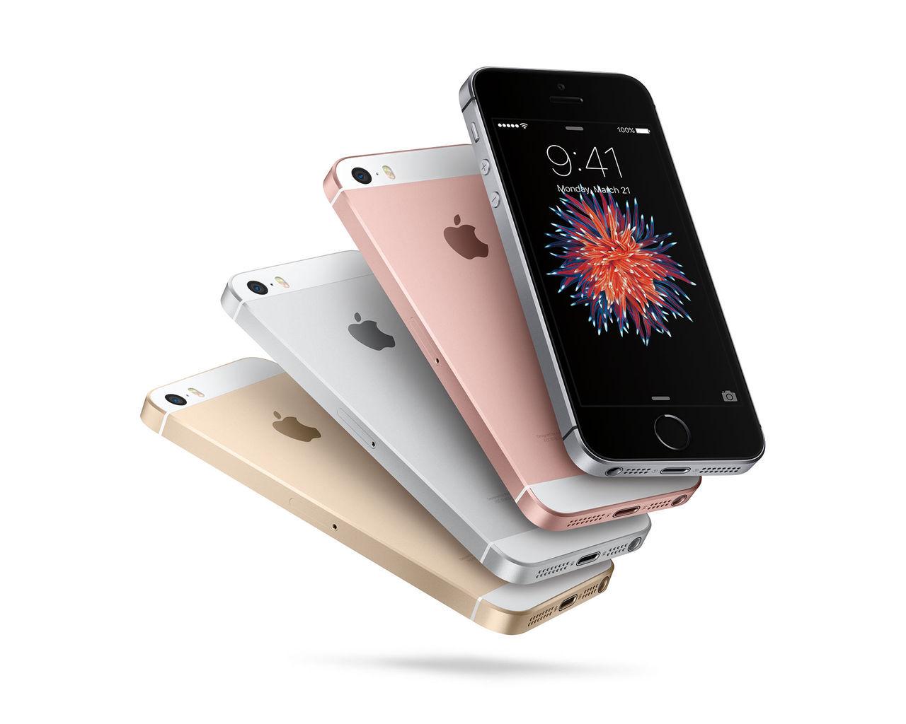 Apple ryktas vara på gång med en mindre iPhone