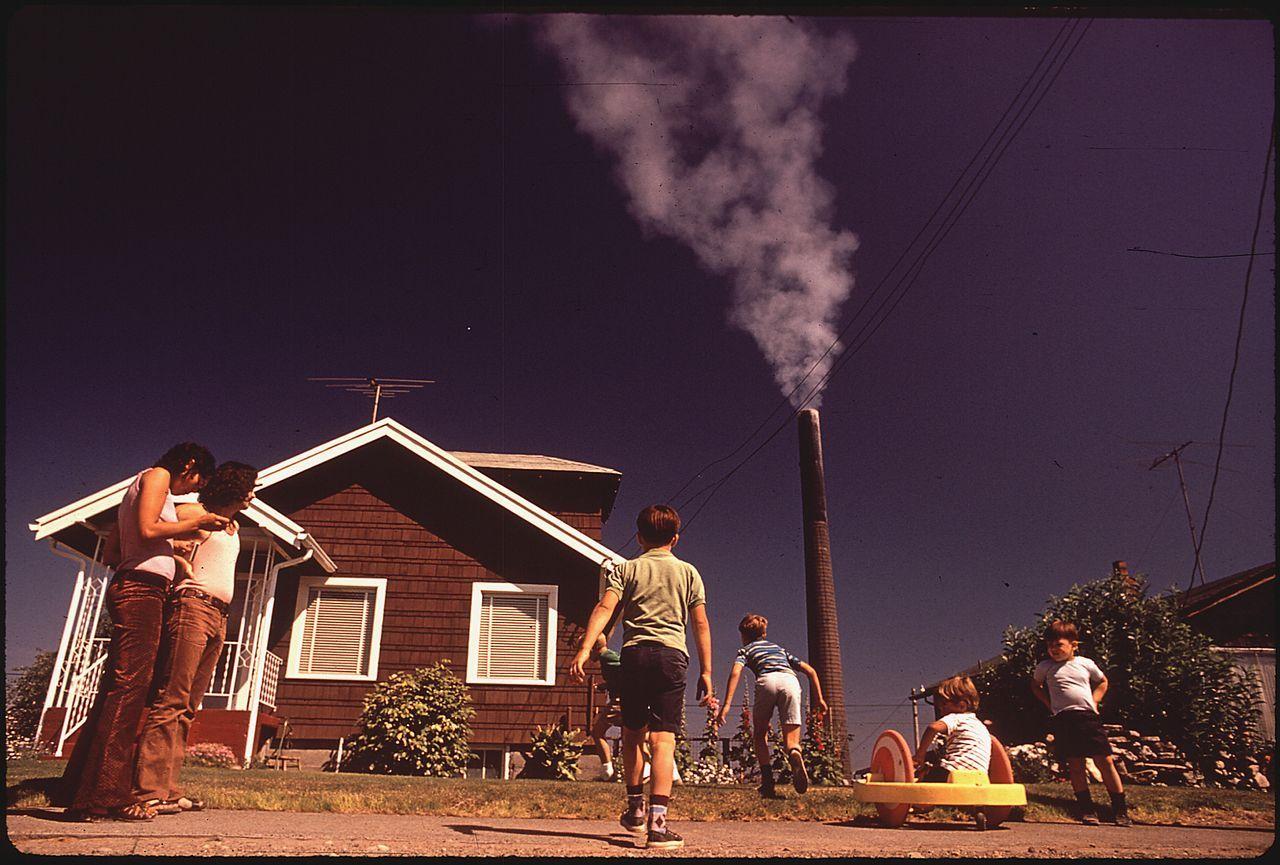 Föroreningar ger dagens barn kortare livslängd