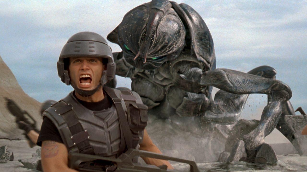 Starship Troopers kan bli tv-serie