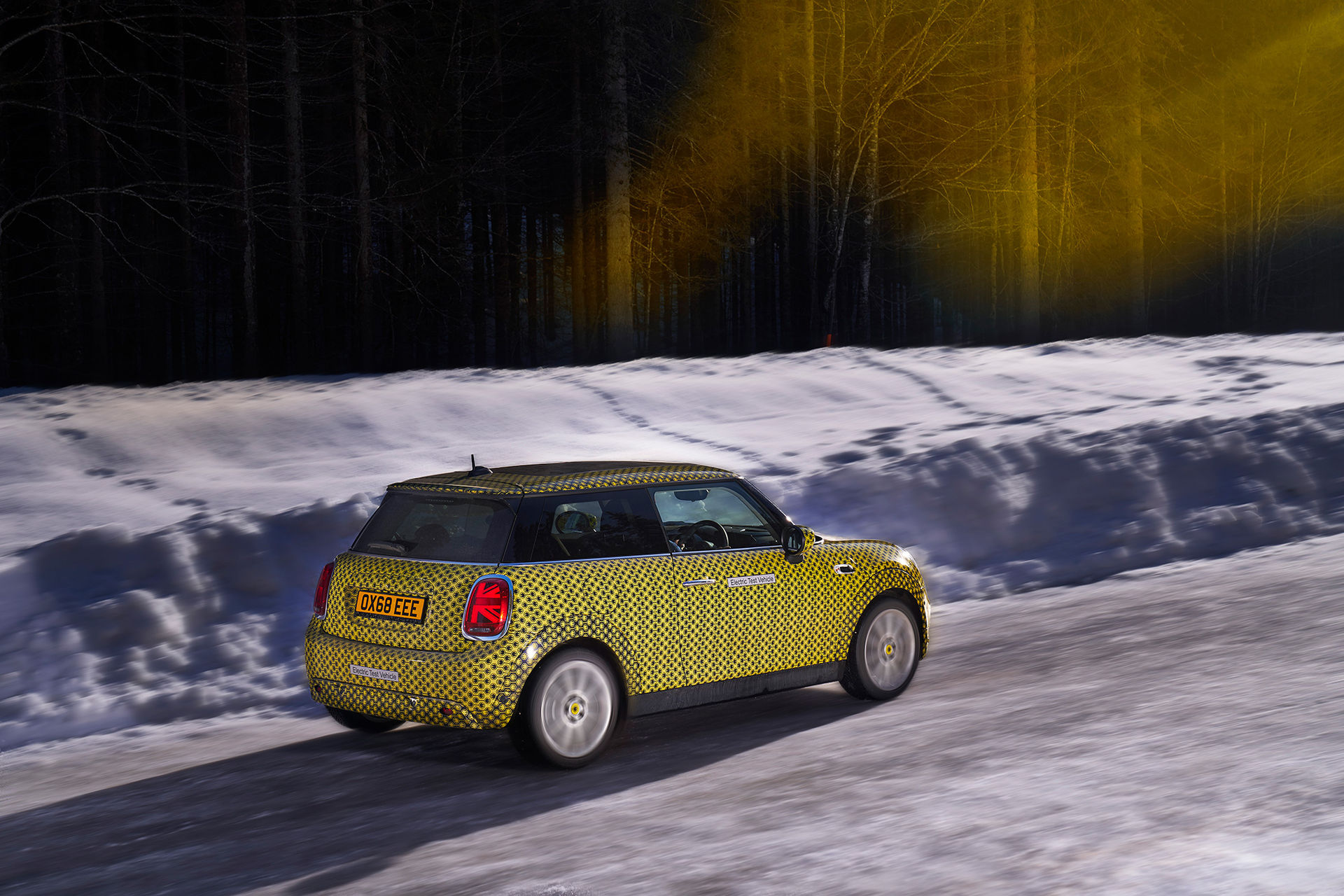 Nu kan du förhandsboka Minis första eldrivna modell