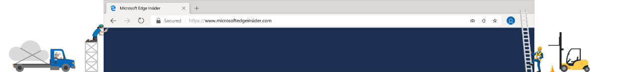 Nu släpps den första version av Chromium-baserad Edge