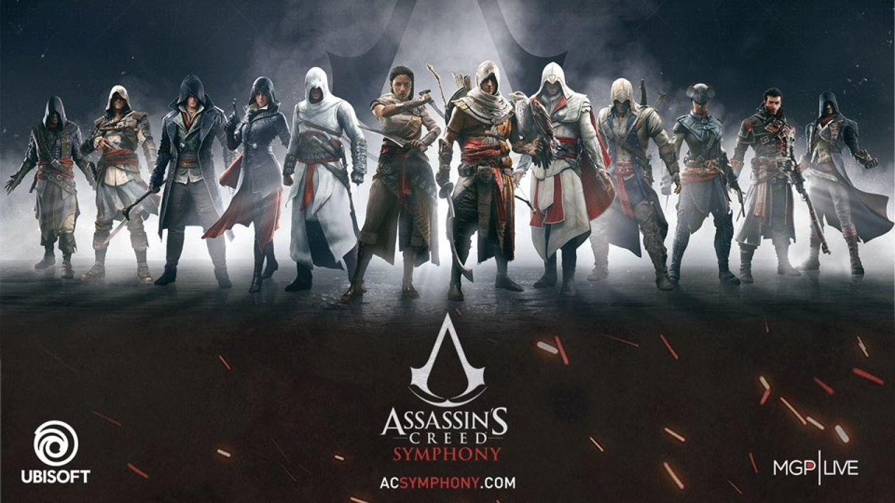 Nu blir Assassin's Creed en symfonikonsert