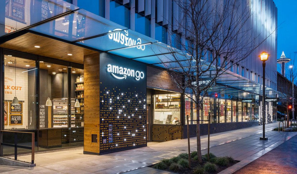 Amazon börjar acceptera kontanter i Amazon Go-butiker