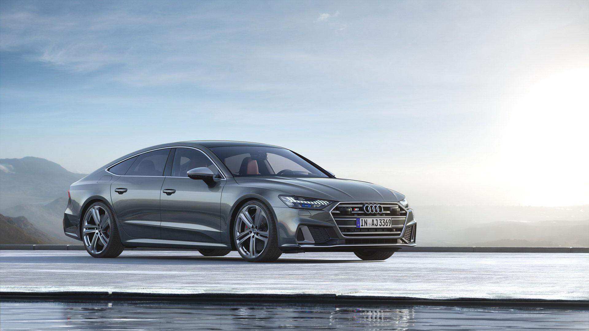 Nya Audi S6 och S7 är här och bilarna får dieselmotor
