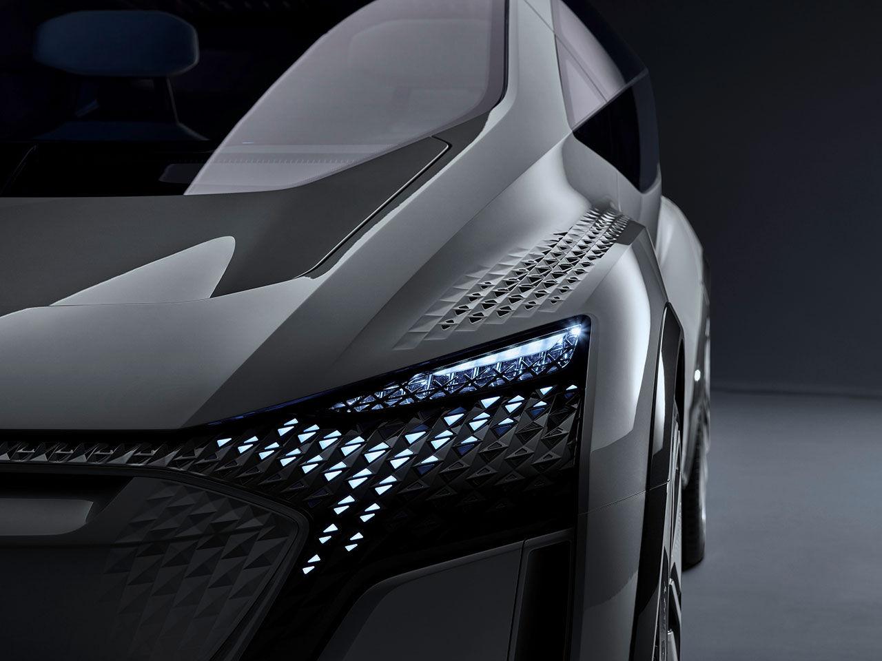 Ny bild på Audi AI:ME