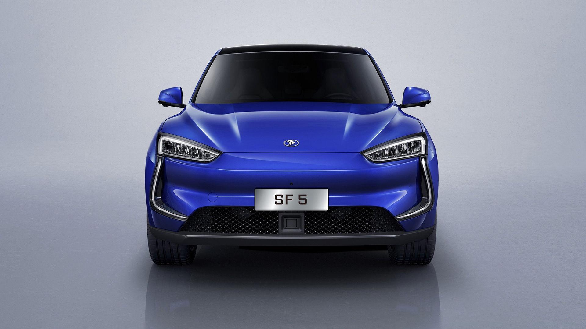 SF Motors heter nu Seres