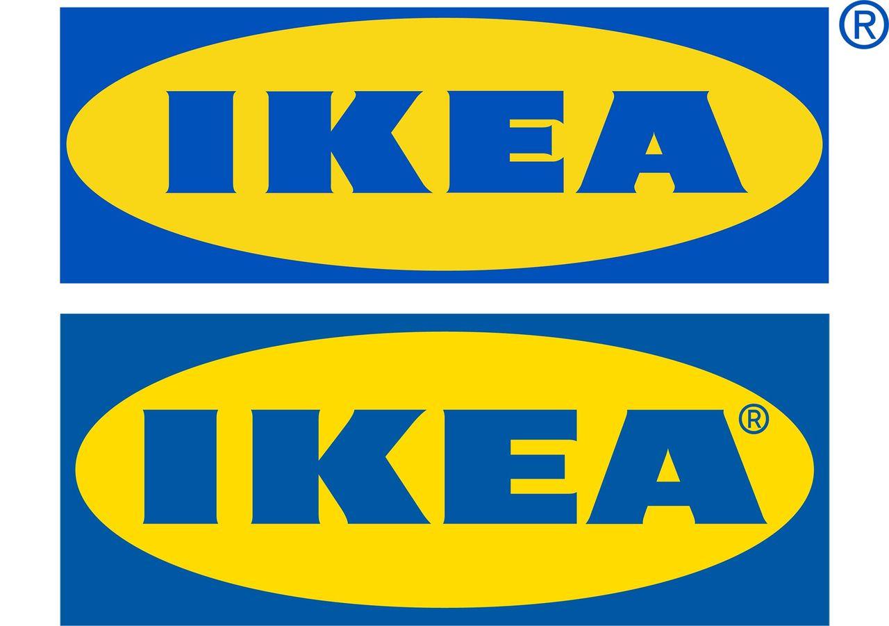 IKEA har gjort om sin logotyp