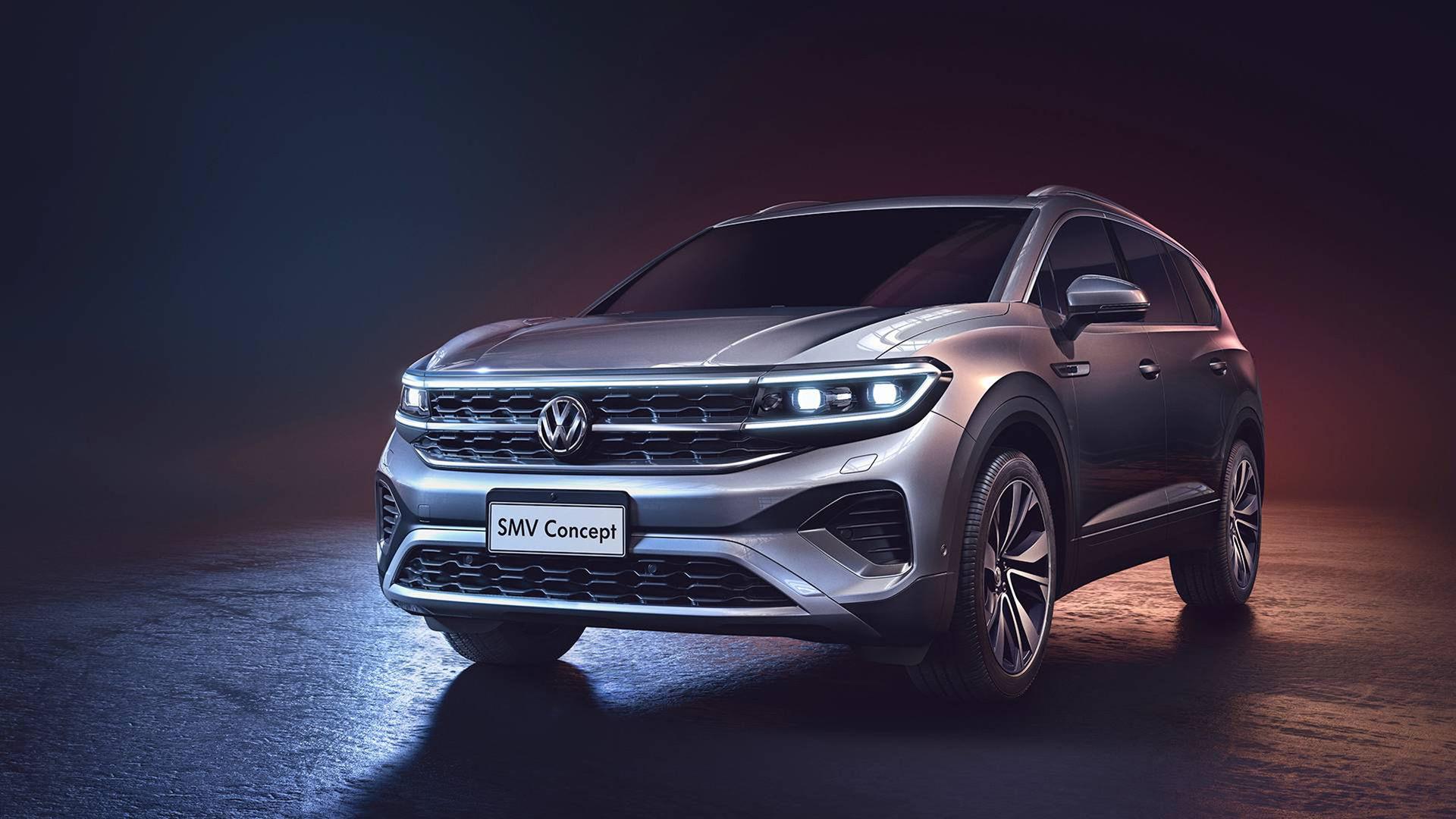Volkswagen-nyheter för Kina