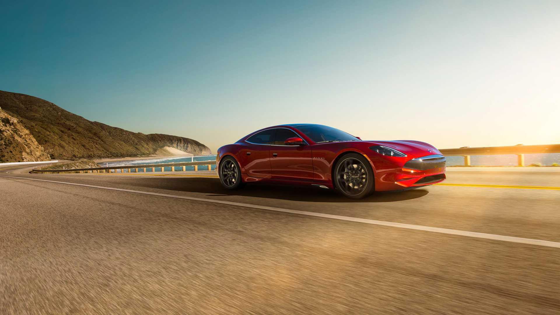 Karma presenterar nya Revero GT