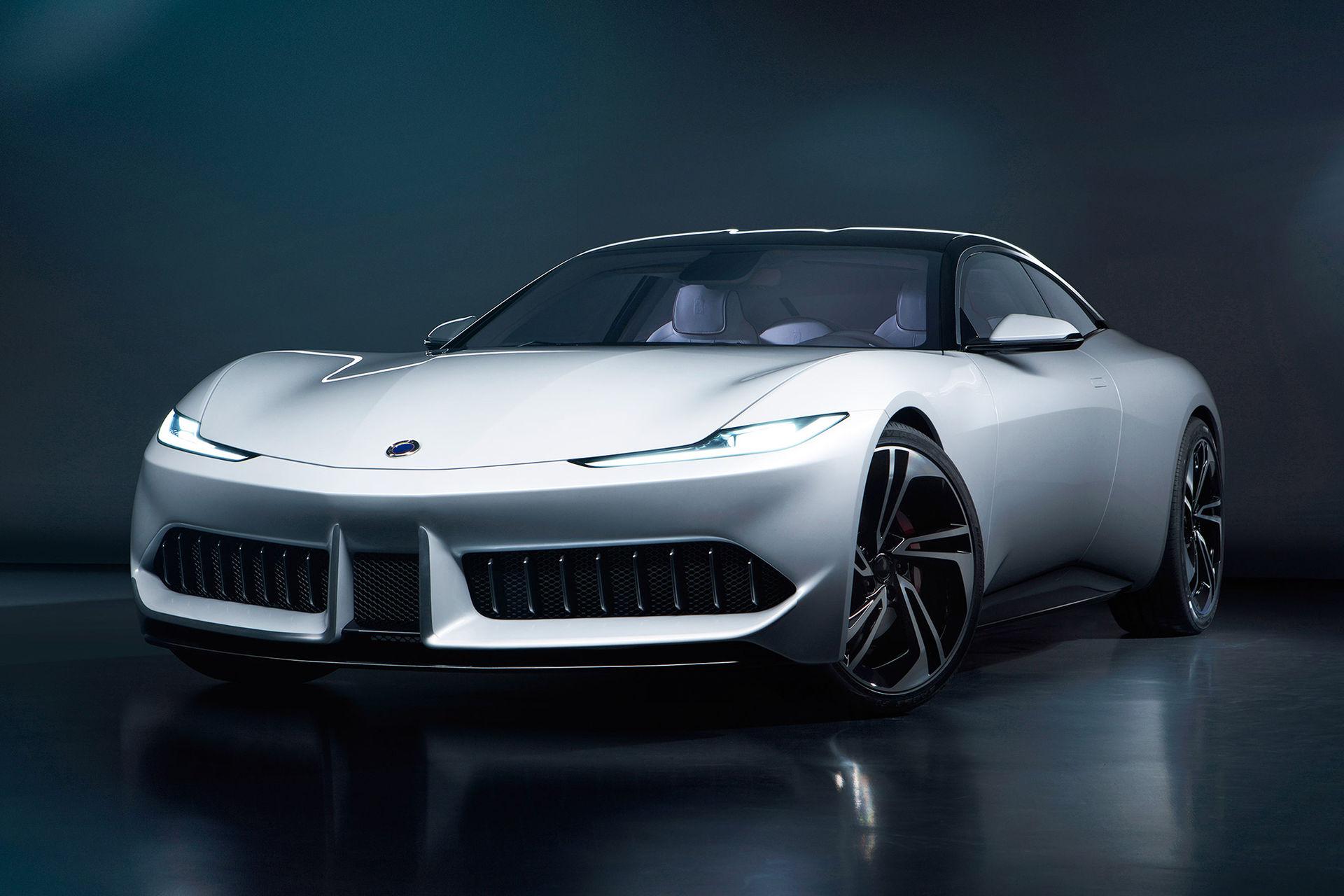 Karmas andra nyheter - Pininfarina GT och SC1 Vision Concept