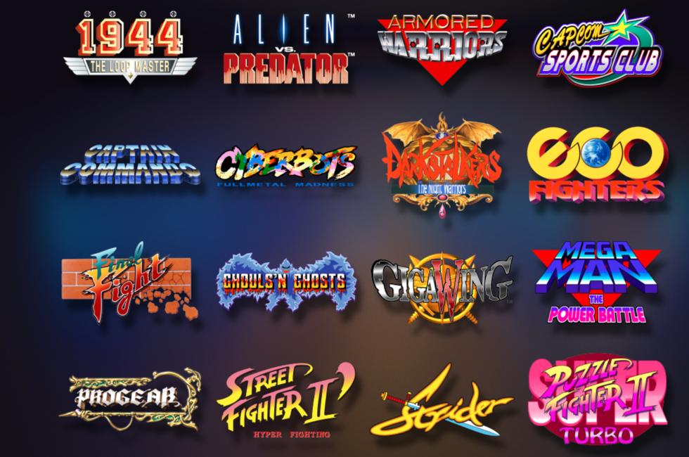 Capcom släpper spelkonsol