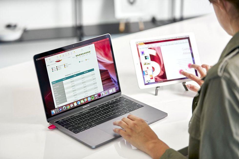 Apple ryktas fixa stöd för iPad som andraskärm i macOS