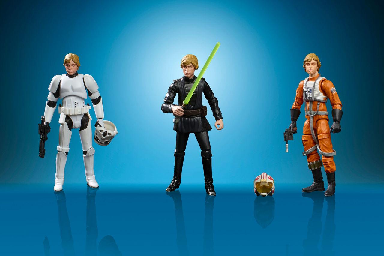 Hasbro släpper Star Wars-figurer i retrostil