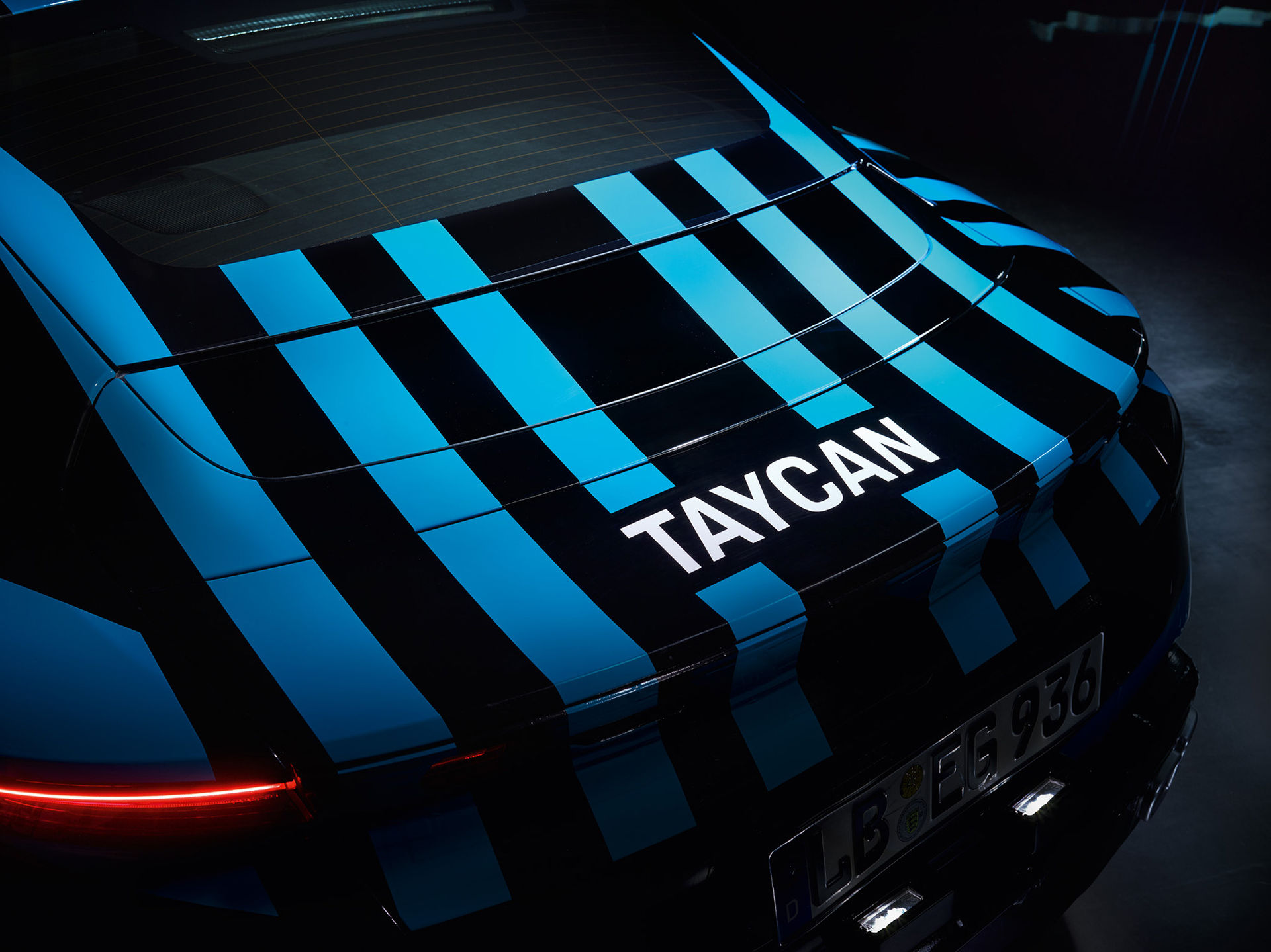 Porsche Taycan kommer att erbjudas som 4+1-sitsig