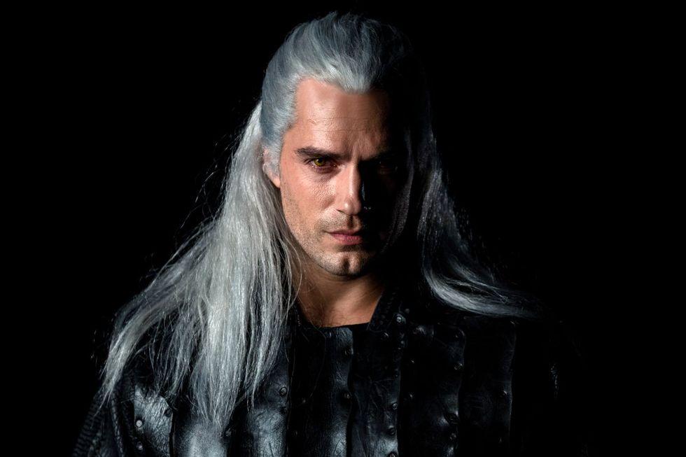 Netflix börjar sända The Witcher i höst