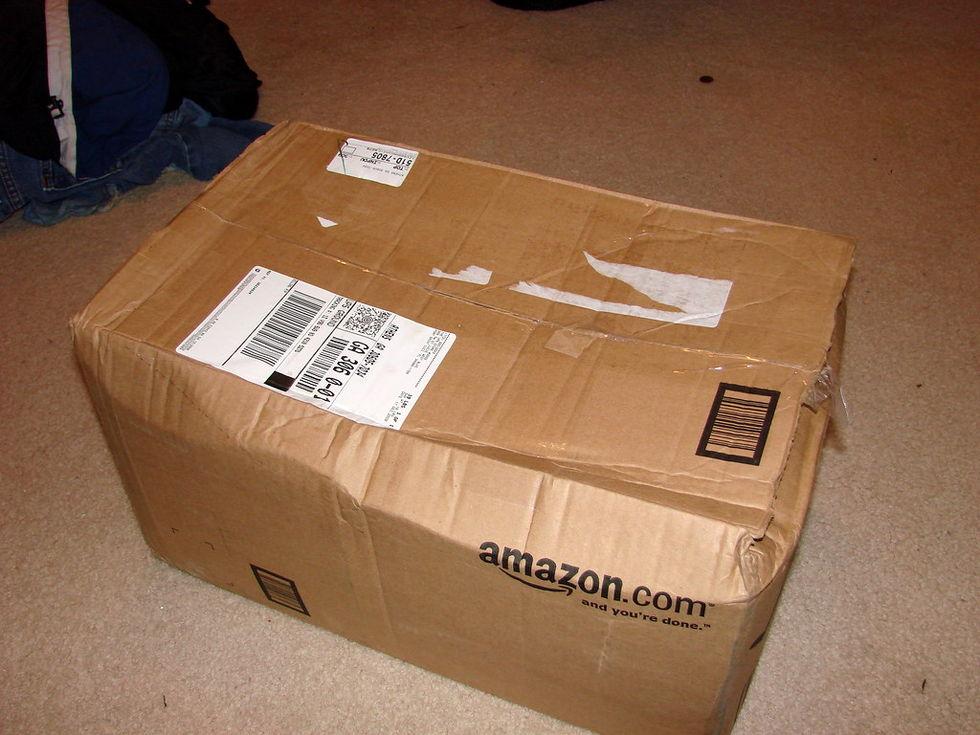 Amazon lämnar Kina