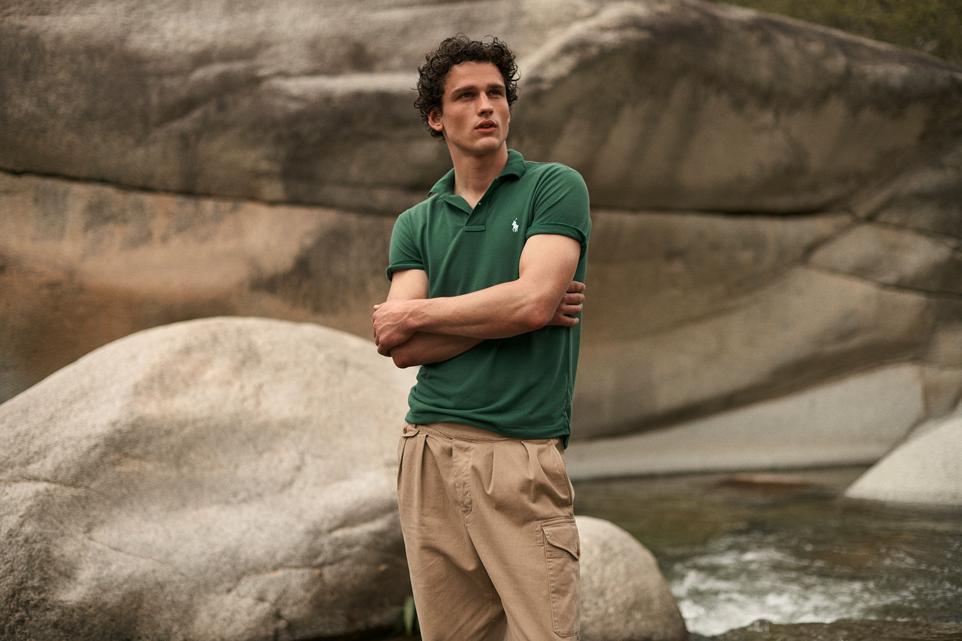 Ralph Lauren lanserar Earth Polo
