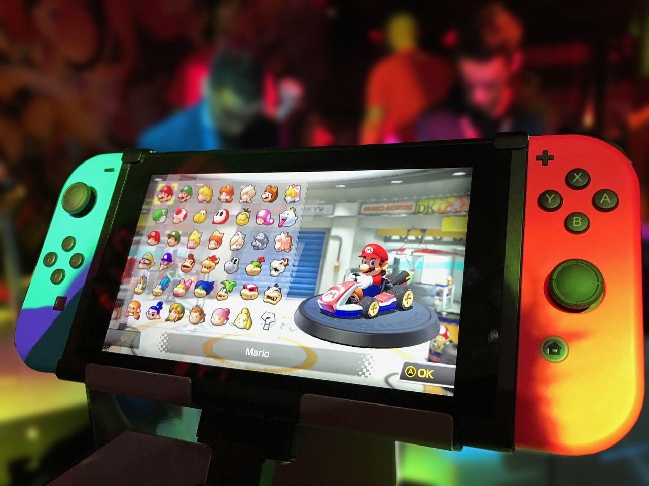 Billigare Nintendo Switch ryktas vara på ingång i höst