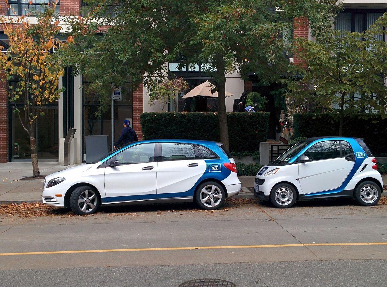 Hundra Car2Go-bilar stulna i Chicago