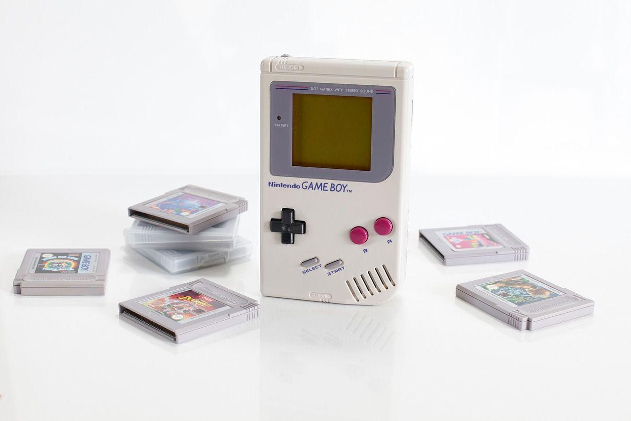Tut i luren - Nintendo Game Boy fyller 30 år idag!