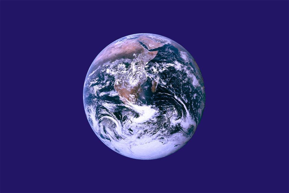 Idag firar vi Jordens dag