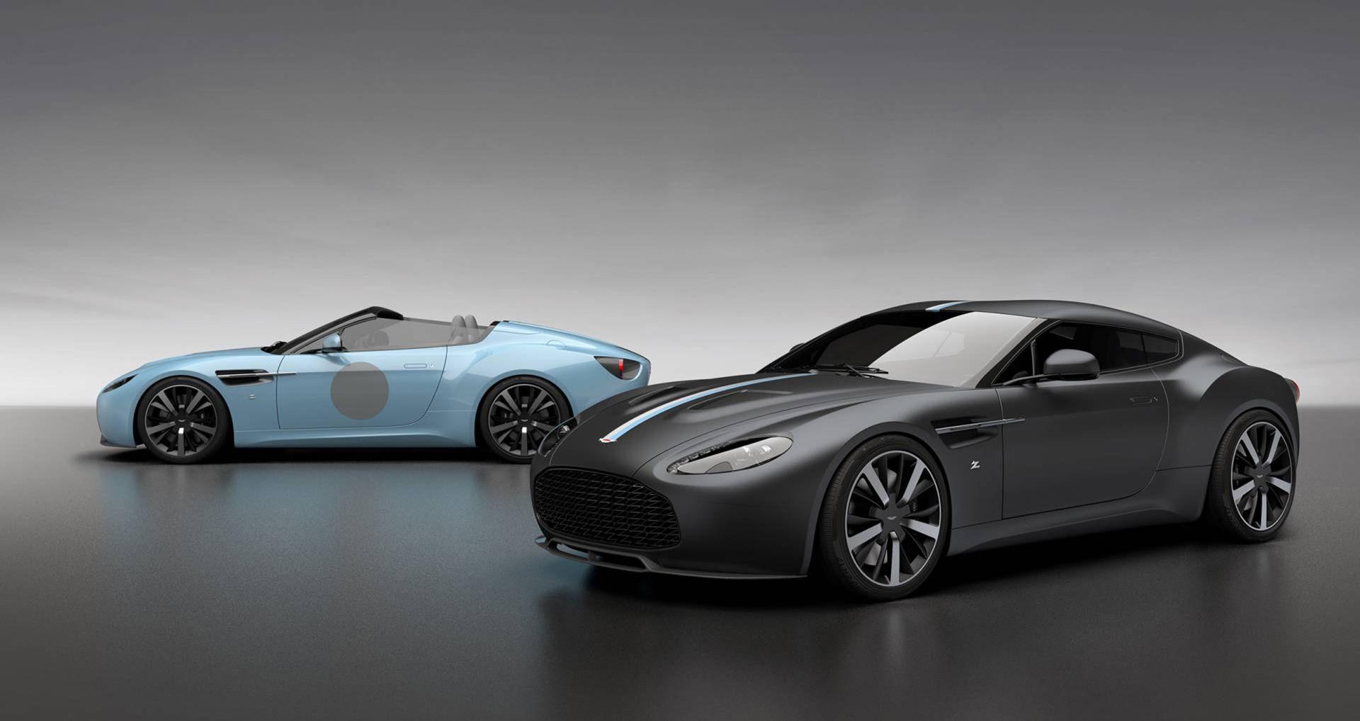 Aston Martin Vantage V12 Zagato är tillbaka